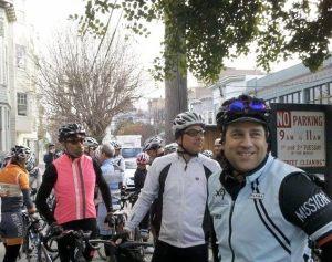 Doug chavez, mission cycling,