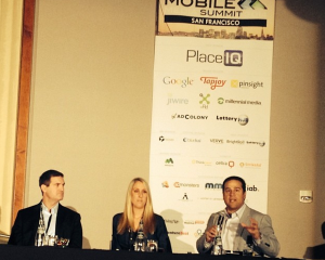 Doug Chavez at Mobile Media Summit, San Francisco